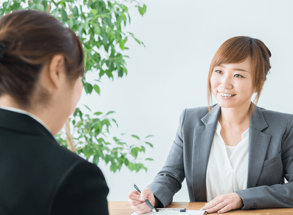 専任のキャリアアドバイザーが就職までサポートする求人サイト